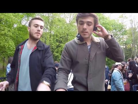 DJ Set @t Chalet du Fer à Cheval with Cercle (Saint Cloud - Paris) - 17.04.17