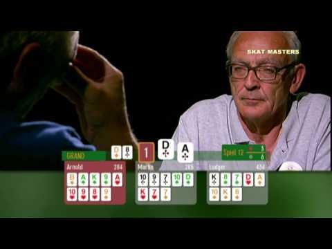 GameDuell Skat Masters Finale 2012: Die TV Show