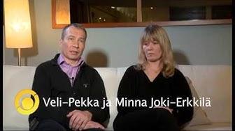 Veli-Pekka ja Minna Joki-Erkkilä