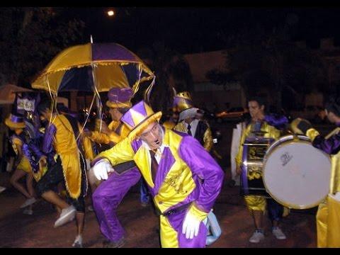 Carnaval en Rosario 2015. Argentina Belgrano. Comparsas. murgas  Salida