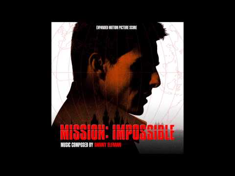 FSF #24: Adam Clayton & Larry Mullen Jr  Mission: Impossible theme Mission: Impossible