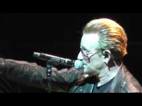 U2 July 11, 2015 4: I Will Follow - TD Garden, Boston, MA [Full Show]