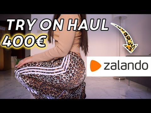 HAUL INDOSSATO 🔥 +400 € DA ZALANDO !!