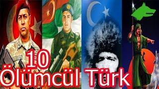 Tarihte Düşmanı Titreten Korkusuz 10 Türk Savaşçı ! 🇹🇷