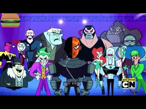 Teen Titans Go!-- The Ending (of an episode) you should Hype About! Watch Until the End