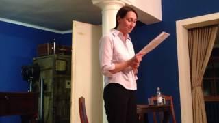 Всемирный День переводчика - часть 3. Встреча поколений. Литературный вечер