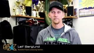 SX Studio Sessions: Leif Berglund