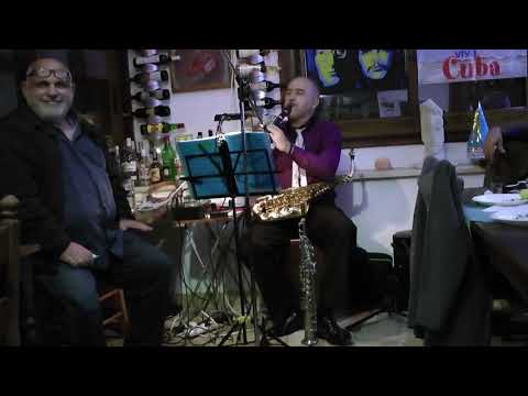 DUSKO ZARKOVIC PLAYS FOR FRIENDS AT ALAMBRA