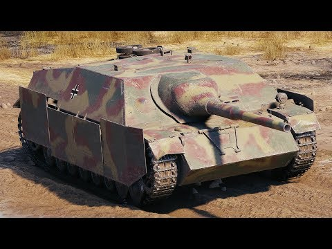 World of Tanks Jagdpanzer IV - 8 Kills 4,4K Damage (1 VS 6) thumbnail
