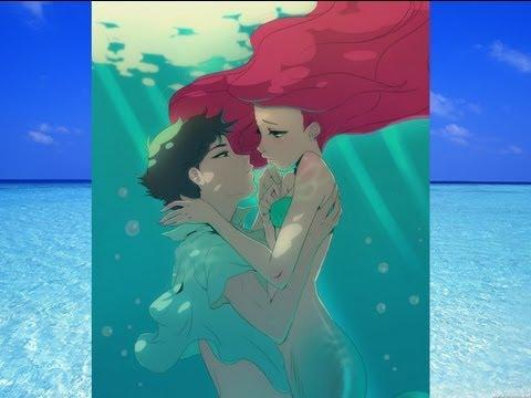 Little Mermaid - Ariel's Voice - practice cover Mary SaMa Dance