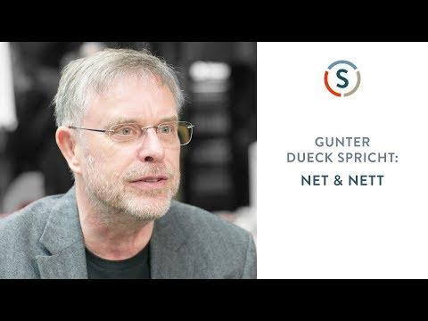 Dueck spricht: Net & Nett