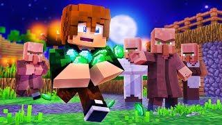 NOVA SÉRIE!! JÁ COMECEI TENTANDO ROUBAR OS VILLAGERS!! - Minecraft Infinito (Modpack 1.12)