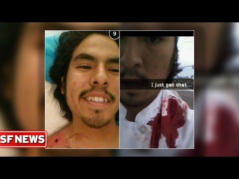 Arizona Mass Shooting Victim Snapchats Gun Wound