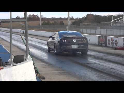 2012 Mustang 5.0 Whipple Supercharged  9.79@146