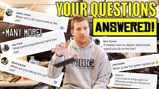 ALL YOUR QUESTIONS ANSWERED! BBG - FACEBOOK Q&A