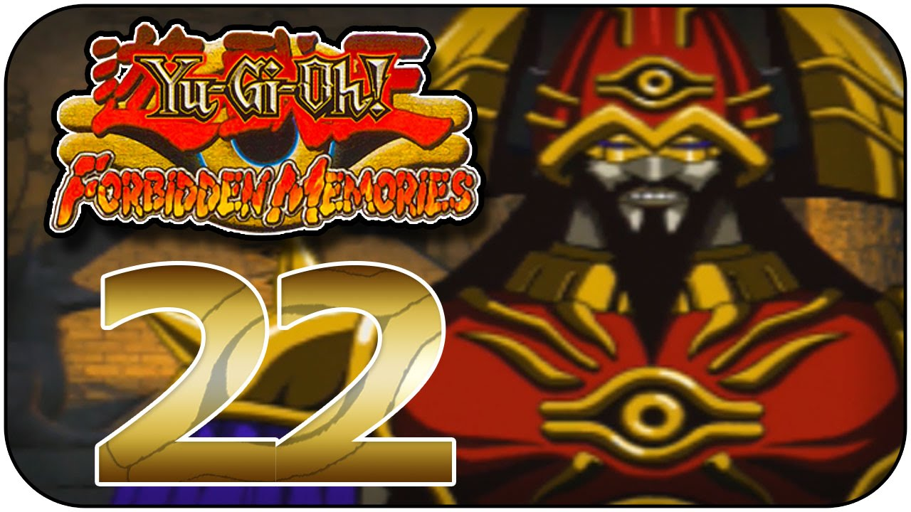 Seto 3 Und Darknite Yu Gi Oh Forbidden Memories 22
