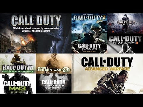 All Call of Duty Main Themes (2003-2014)