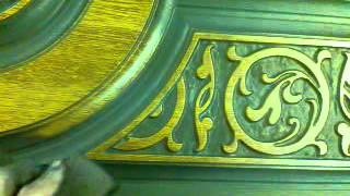 Патина.Накладка на брони двери .Видео0032.3gp(Черная патина., 2012-08-26T13:46:04.000Z)