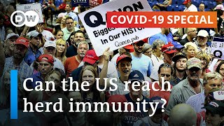 Is skepticism undermining US COVID vaccination efforts? | COVID-19 Special