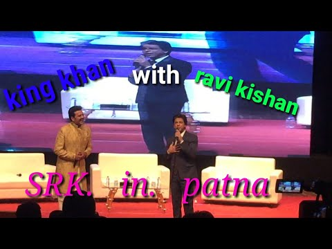 ||SRK|| Shahrukh Khan fan meetup and dance performanc & talk show with ravi kishan