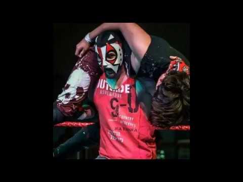 Tributo Sick Freak  Magallanes Lucha Libre / Calabrese- Midnight Spookshow