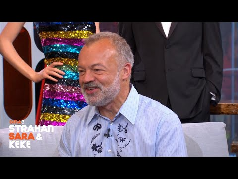 Graham Norton On Tom Cruise, The Queen And How To Tell He's Lying