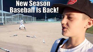 Baseball is Back!!