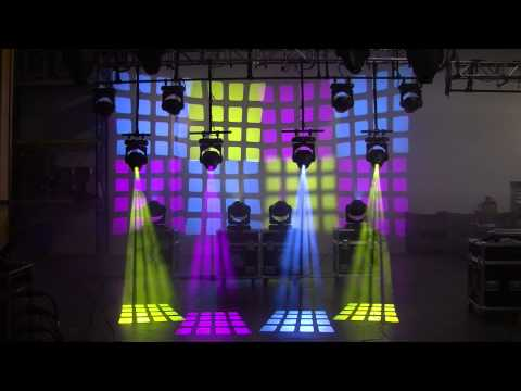 Demo: Martin MAC Quantum Profile LED