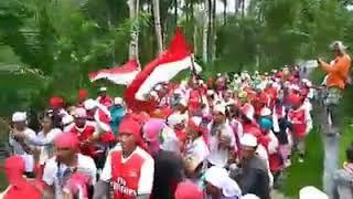 """Lagu Koalisi Merah Putih dan Lafaz Allah dikumandangkan &quotZlatan vs Andek"""""""