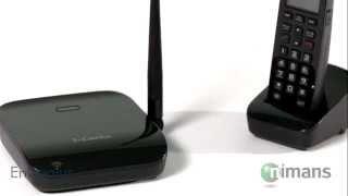 Engenius EP802 Long Range Wireless DECT Phone