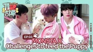 [Monsta Xs Puppy Day] Ep.3 (ENGLISHTURKISHRUSSIAN SUB)
