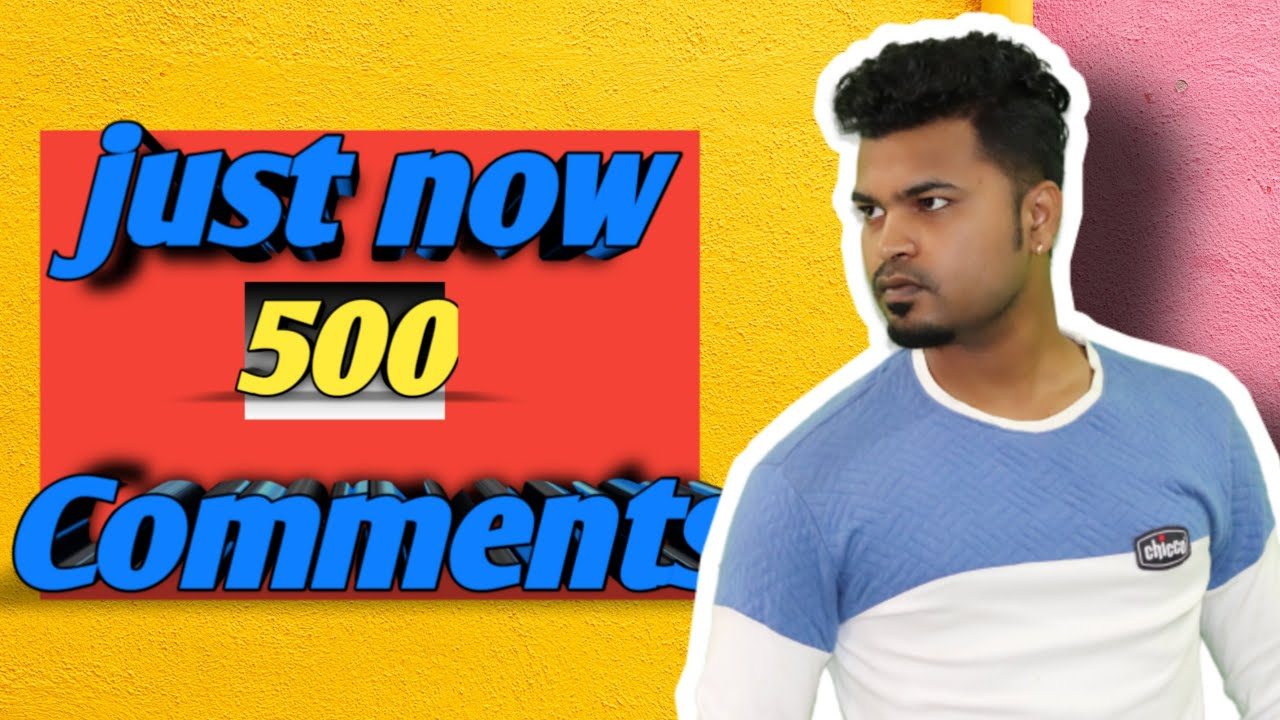 How to get Just Now 500 comments on your dp // Facebook photos me comments kaise bdhaye