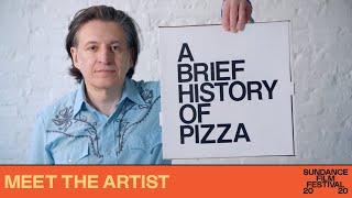 Meet the Artist: David Shapiro — 2020 Sundance Film Festival