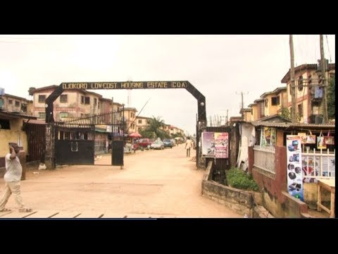 LCU17B - Special report on Ojokoro Low Cost Housing Estate Community