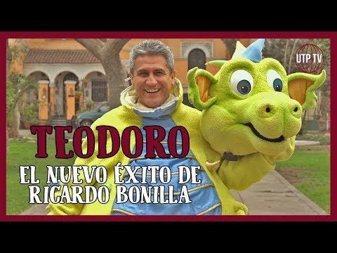 Ricardo Bonilla presenta a 'Teodoro', su nuevo éxito