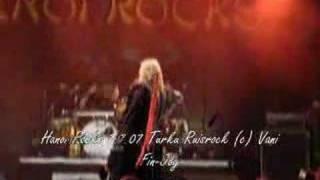 hanoi rocks 7.7.07 ruisrock