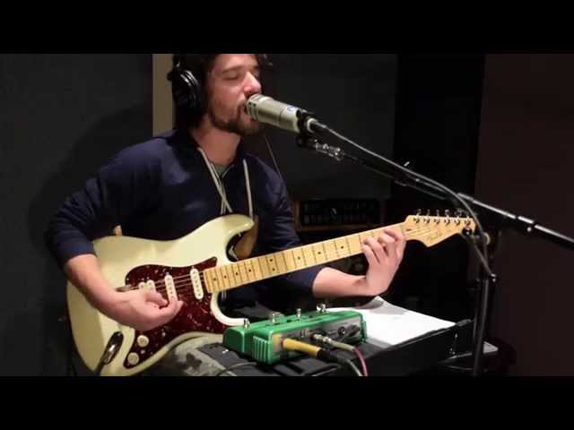 "The Shills cover ""Lotus Flower"" by Radiohead (live-in-studio)"