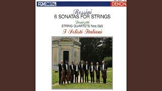 String Sonata No. 6 in D Major: II. Andante assai
