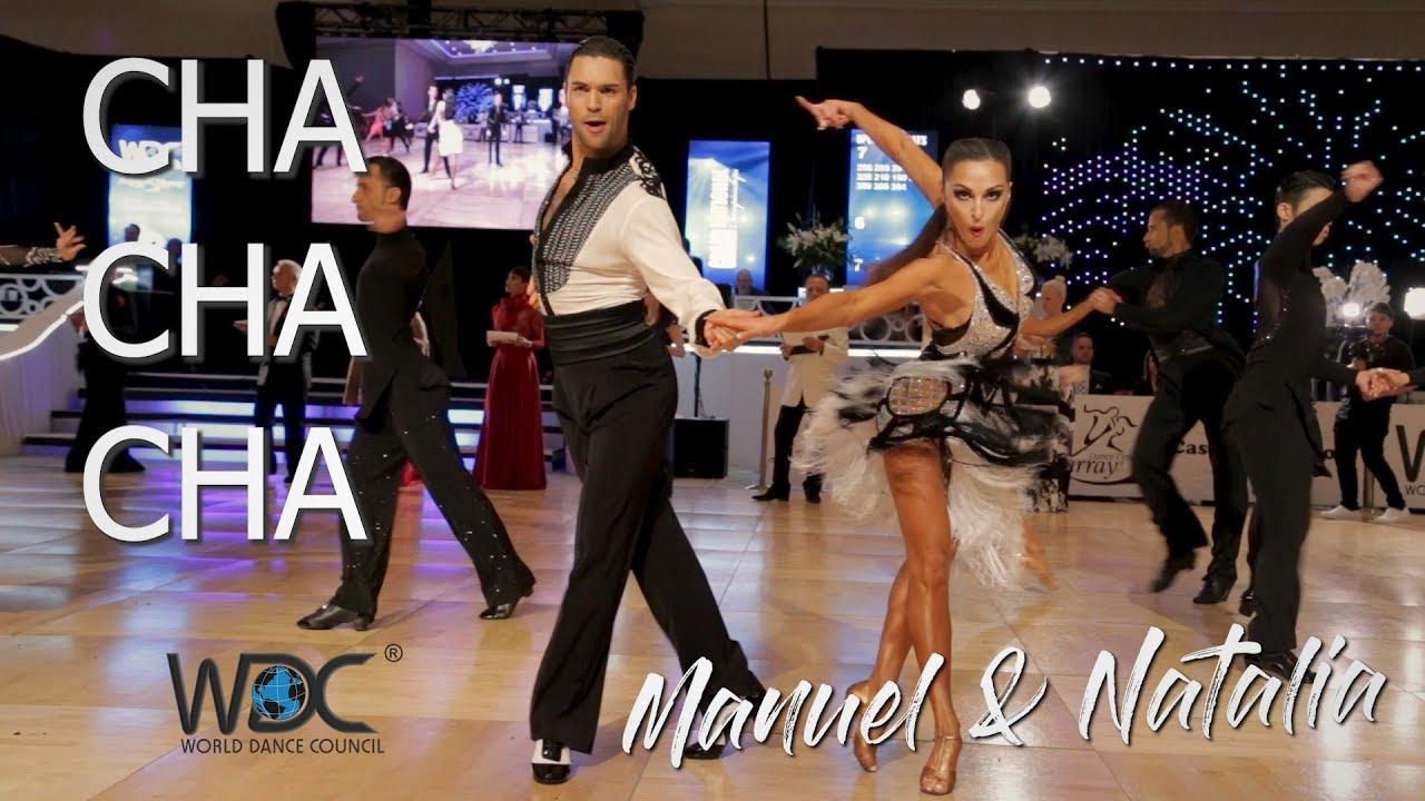 Manuel Favilla - Natalia Maidiuk  I Cha Cha I WDC World Pro Latin 2019