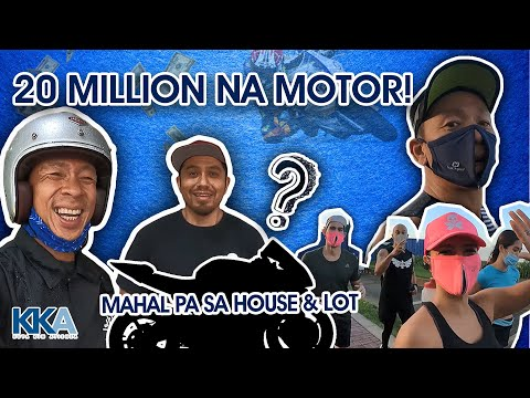 SUPER BIKE NA WORTH 20 MILLION PESOS! NAG-IISA LANG SA PILIPINAS! | Kuya Kim Atienza Vlog 15