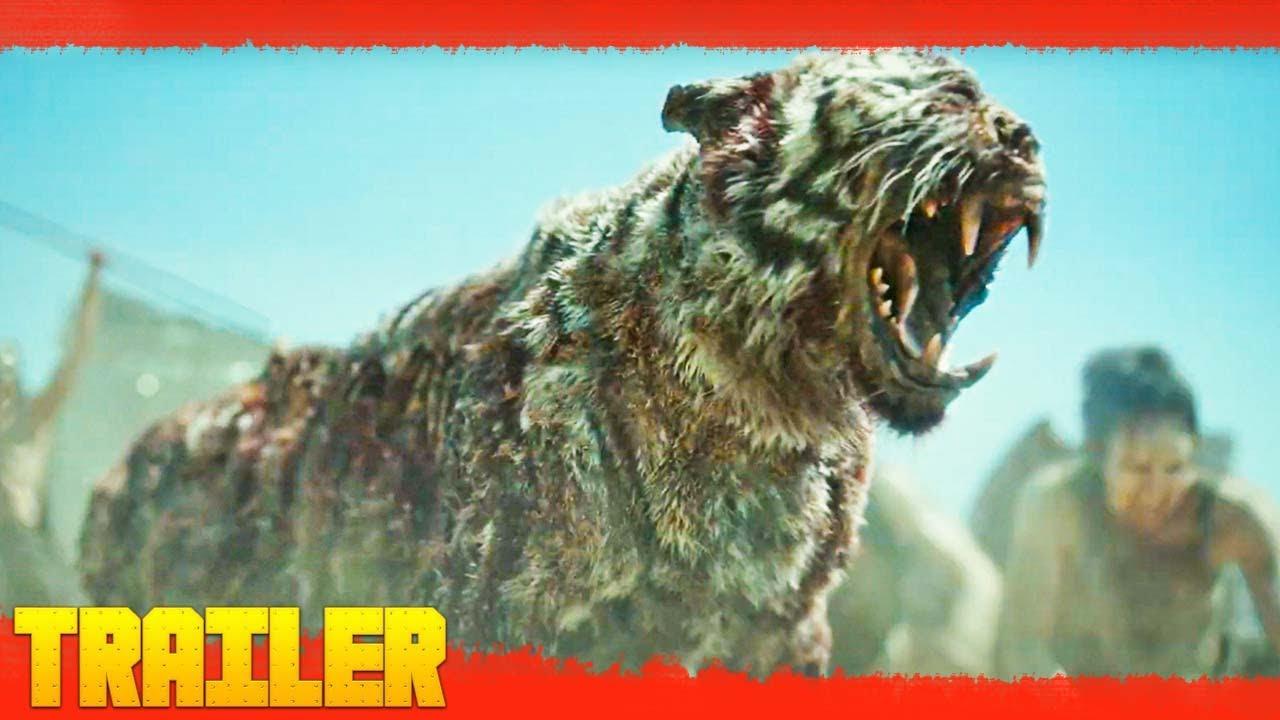 El Ejército De Los Muertos (2021) Netflix Tráiler Oficial #2 Subtitulado