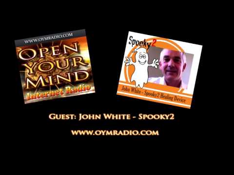 Open Your Mind (OYM) Radio - John White - March 19th 2017