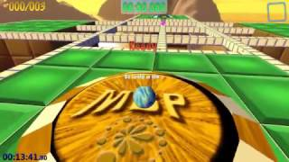 [1:57:58] Marble Blast Platinum | 120 Levels Speedrun