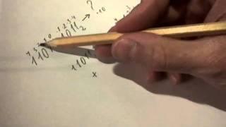 Перевод чисел в десятичную систему счисления