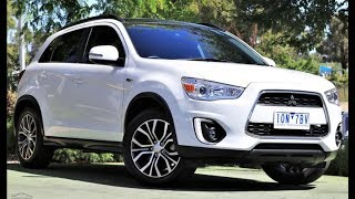 B9296 - 2016 Mitsubishi ASX XLS XB Auto Walkaround Video
