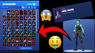 MY FORTNITE ACCOUNT *EXCLUSIVE SKINS* HOW MUCH IS IT? 🤑/elmaiquel17