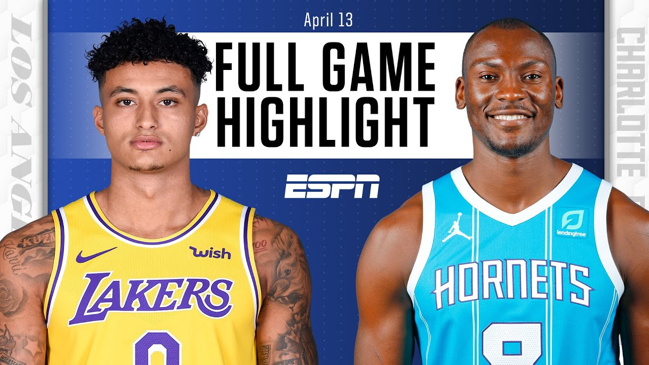 Lakers vs. Hornets - Game Recap - April 13, 2021 - ESPN