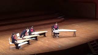 ルーテル学院音楽会2017.10.28(土)筝曲。 「君をのせて」「...