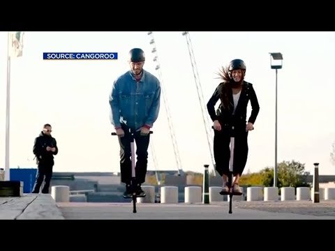 Jason Hurst - Swedish Startup To Bring Pogo Sticks To San Francisco As Transit Option