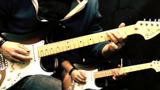 Jimi Hendrix - Crosstown Traffic - Guitar Cover